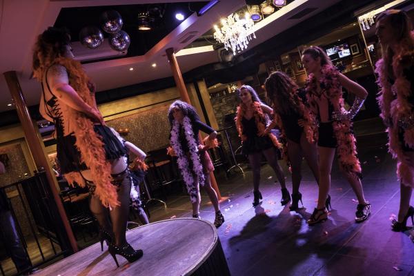 Burlesque Workshop in Tilburg