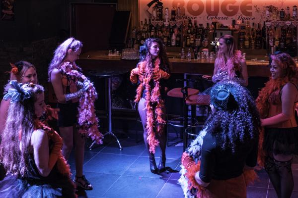 Burlesque Workshop in Tilburg